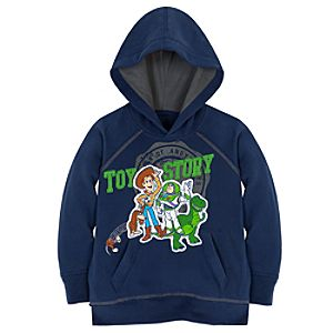 Pullover Toy Story Hoodie for Boys