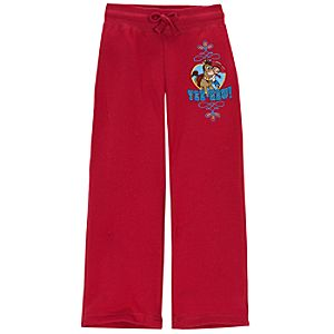 Fleece Toy Story Jessie Pants for Girls