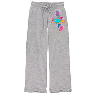 Fleece Perry the Platypus Pants for Girls