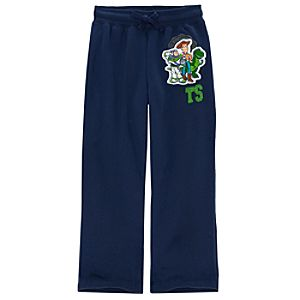 Fleece Toy Story Pants for Boys