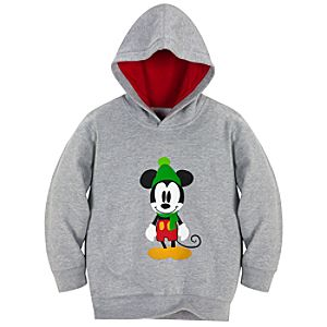 Share the Magic Pullover Mickey Mouse Hoodie for Boys