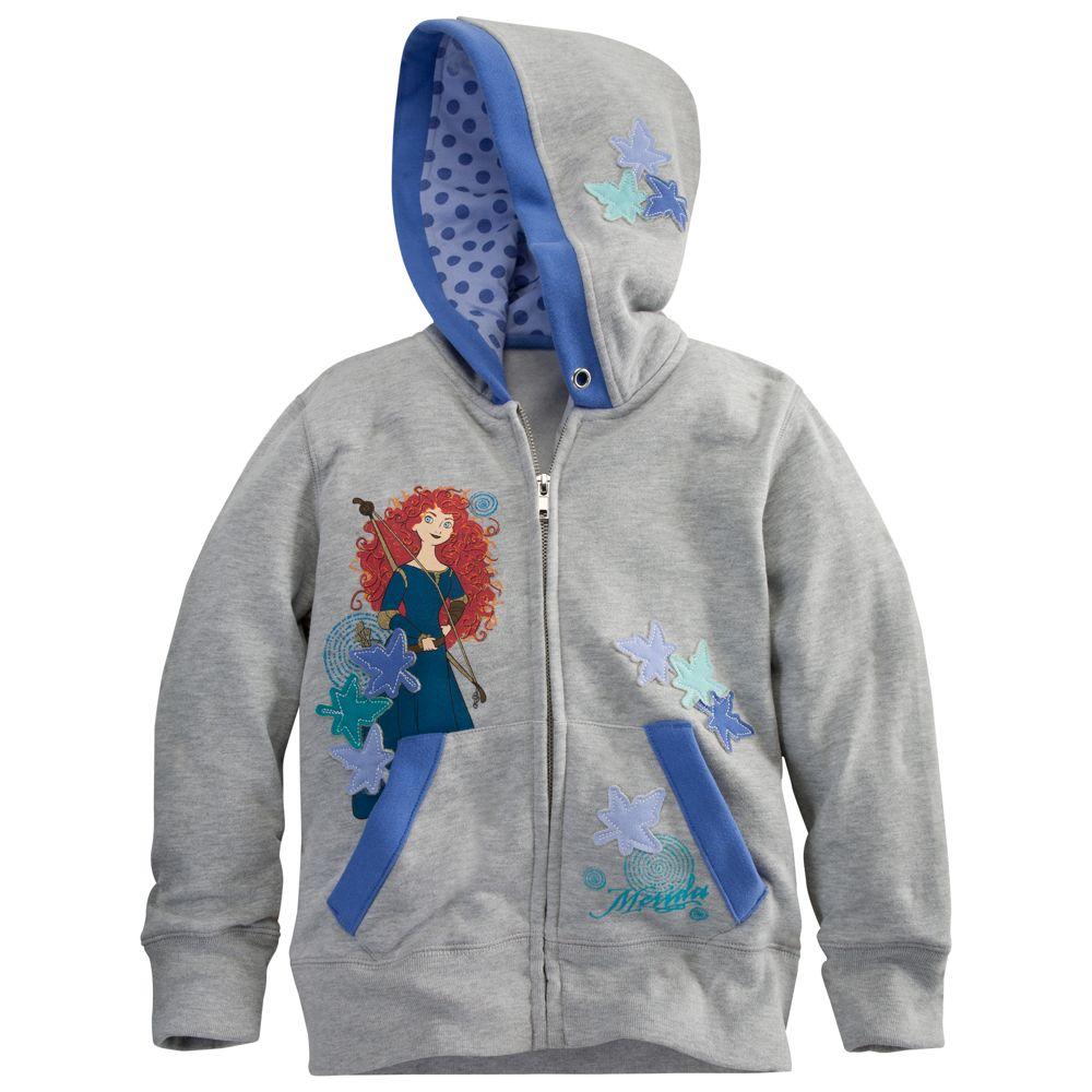 Merida Hoodie for Girls
