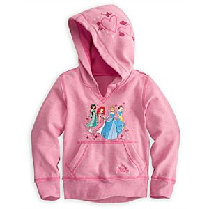 Disney Princess Hoodie for Girls