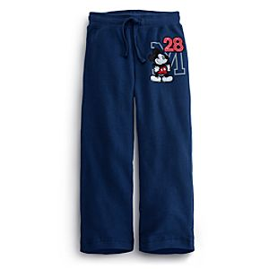Mickey Mouse Pants for Boys