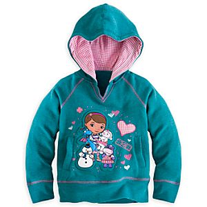 Doc McStuffins Hoodie Pullover for Girls