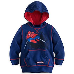 Spider-Man Hoodie Pullover for Boys