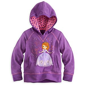 Sofia Pullover Hoodie for Girls