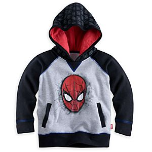 Spider-Man Pullover Hoodie for Boys