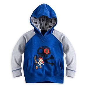 Jake and the Never Land Pirates Pullover Hoodie for Boys