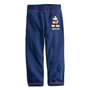 Mickey Mouse Sweatpants for Boys