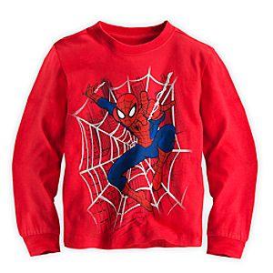 Spider-Man Long Sleeve Tee for Boys