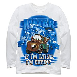 Long Sleeve Mater Tee for Boys -- Made With Organic Cotton