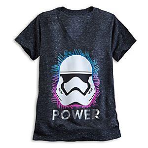 Stormtrooper V-Neck Tee for Women - Star Wars: The Force Awakens