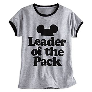 Mouseketeer Fashion Tee for Women