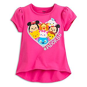 Disney Tsum Tsum Tee for Tweens
