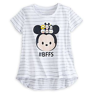 Mickey Mouse and Friends Tsum Tsum Top for Women