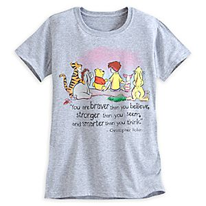 Winnie the Pooh and Pals Tee For Women