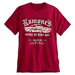 Ramone Tee for Men - Cars