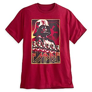 Darth Vader and Stormtroopers Tee for Men - Star Wars