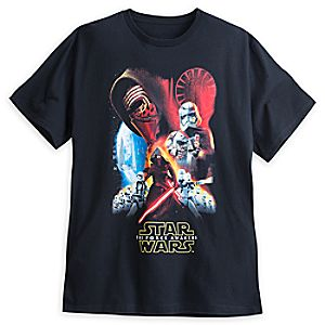 Star Wars: The Force Awakens Tee for Adults – Plus Size