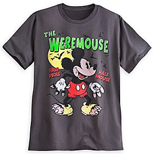 Mickey Mouse Halloween Tee for Adults - Plus Size