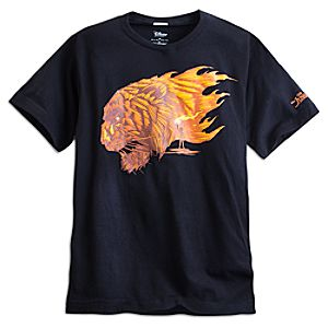 Shere Khan and Mowgli Tee for Men - The Jungle Book - Live-Action