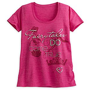 Disney Princess Icons Tee for Women - Plus Size