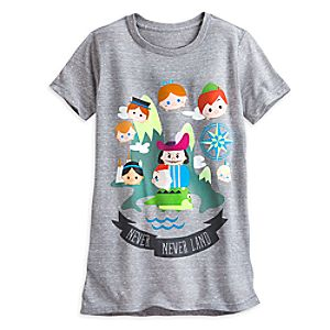Peter Pan Tsum Tsum Tee for Women