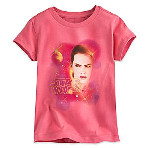 Rey Tee for Girls - Star Wars: The Force Awakens