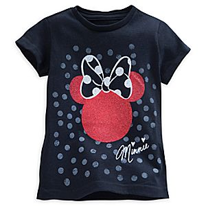Minnie Mouse Icon Tee for Girls
