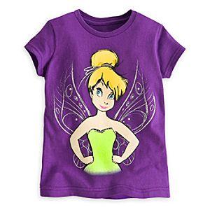 Tinker Bell Tee for Girls