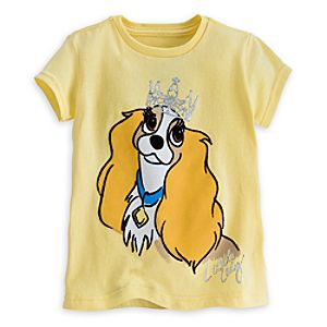 Lady Tee for Girls