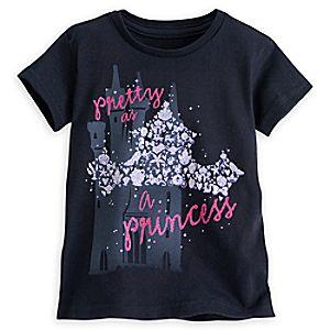 Disney Princess Crown Tee for Girls