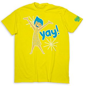 Joy Tee for Kids - Inside Out - Limited Release