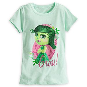 Disgust Tee for Girls - Disney•Pixar Inside Out