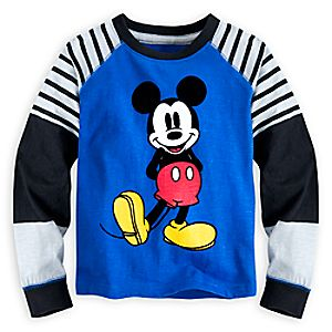 Mickey Mouse Long Sleeve Tee for Boys