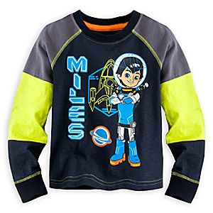 Miles from Tomorrowland Long Sleeve Tee for Boys