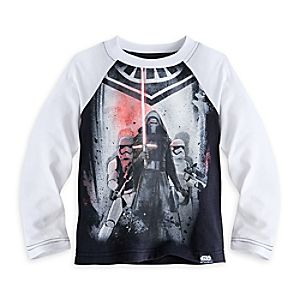 Kylo Ren Baseball Tee for Kids - Star Wars: The Force Awakens