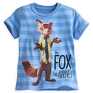 Zootopia Tee for Kids