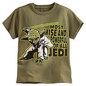Yoda Tee for Boys - Star Wars