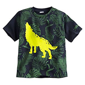 Akela and Mowgli Tee for Boys - The Jungle Book - Live-Action