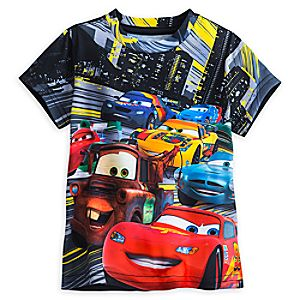 Cars Fashion Tee for Boys