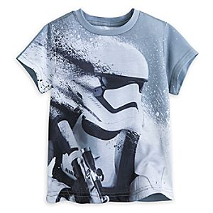 Stormtrooper Sublimated Art Tee for Kids - Star Wars: The Force Awakens