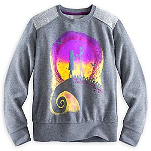 Jack Skellington and Sally Pullover for Women