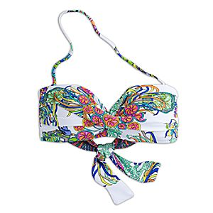 Finding Dory Bandeau Swim Top for Women by Trina Turk