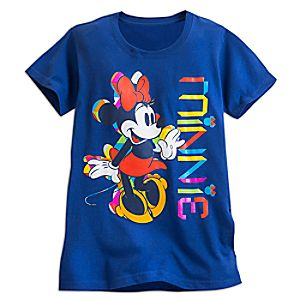 Minnie Mouse Summer Fun Tee for Women