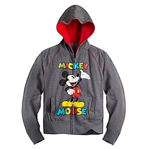 Mickey Mouse Hoodie for Women
