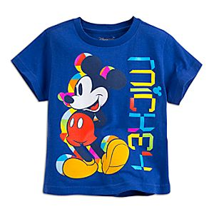 Mickey Mouse Summer Fun Tee for Boys
