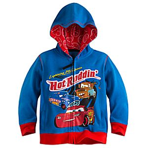 Cars Hoodie for Boys