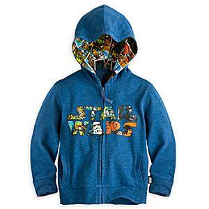 Star Wars Hoodie for Kids